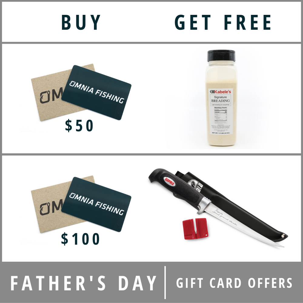 Father's Day Offer: Free Gift W/ Gift Card Purchase
