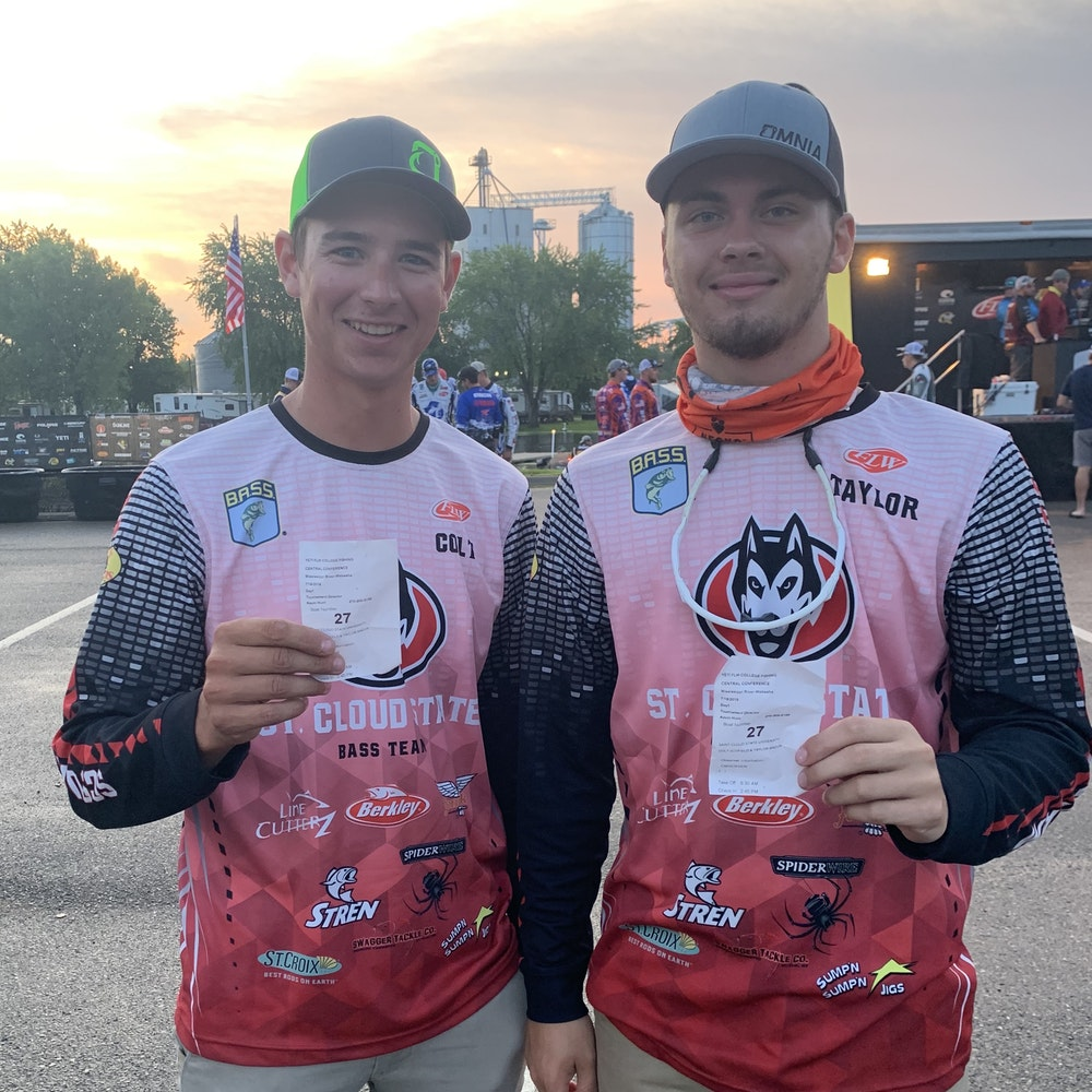 Mississippi River Pool 4 and 5 FLW Yeti College Series