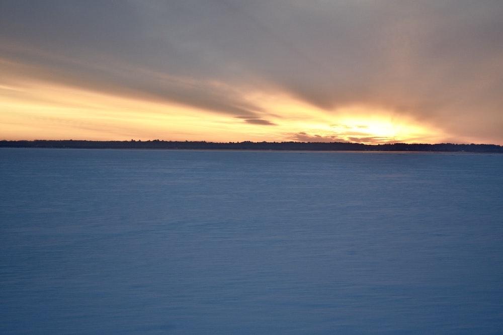 Early Ice Walleye