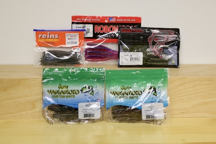Just Landed: Yamamoto, Roboworm, Reins, and More