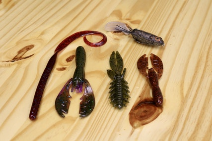 Just Landed: NetBait and Booyah Frogs