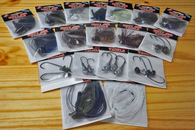 Just Landed: Dirty Jigs