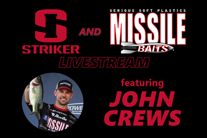 Striker Livestream with John Crews